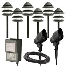Led Low Voltage Landscape Lighting Kit Outdoor Led Solar Landscape Lighting Low Voltage Led Landscape