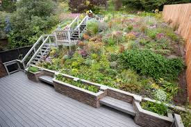 Landscaping Ideas For A Sloped Backyard 11 Design Solutions For Sloping Backyards