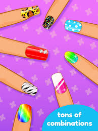 nail art fashion salon games for girls on the app store