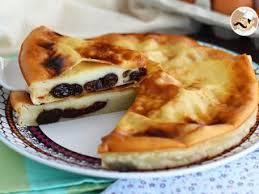 cuisiner sans lactose far breton sans gluten et sans lactose recette ptitchef