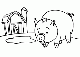 printable bull mask pig print out 367975