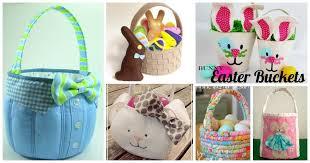 diy easter basket cute and easy diy easter basket sewing inspiration