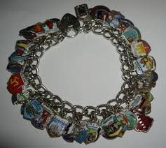 antique charm bracelet silver images Jewels collecting dust charms charm bracelets JPG