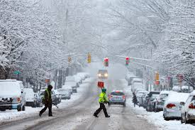 Worst Snowstorms In History Winter Storm Could Bring Blizzard To The Northeast Cbs News
