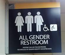 May I Use The Bathroom In Spanish Unisex Public Toilet Wikipedia