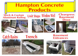 hampton concrete products pittsburgh precast concrete railings