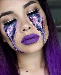 best 25 galaxy makeup ideas on pinterest unicorn makeup galaxy