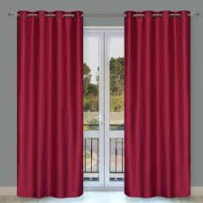 Sheer Maroon Curtains Collection In Sheer Maroon Curtains Decorating With Maroon