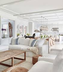 White Home Interior Best 25 Beach House Interiors Ideas On Pinterest Beach House