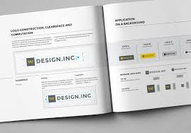 brand manual and identity template u2013 corporate design brochure