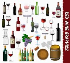 wine clipart red wine clip art graphics drinks clipart scrapbook wine bottle