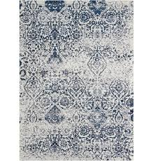 Navy Area Rug Kleinschmidt Ivory Navy Area Rug Reviews Allmodern