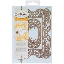 spellbinders nestabilities dies s4334 heirloom ornament for 2011
