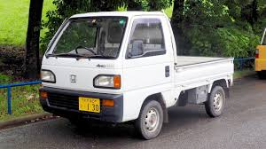 honda acty 1990 honda acty kei truck usa import japan auction purchase