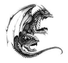 black dragon tattoos designs nn pinterest black dragon