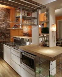 Exposed Brick Apartments 508 Best Konyha Images On Pinterest Brick Wall Kitchen Bricks