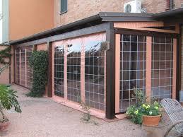 verande in plastica teli e teloni in pvc brancaleoni e francia bologna
