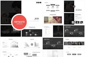 50 50 keynote template free download graphic dl