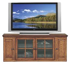 Wooden Tv Stands And Furniture Amazon Com Leick Riley Holliday Tv Stand 62 Inch Burnished Oak
