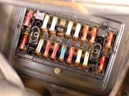 how to check mercedes w123 fuses ifixit