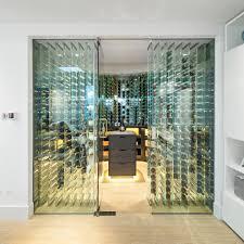 Kitchen Cabinet Glass Shelves Frameless Glass Kitchen Cabinet Doors Gramp Us