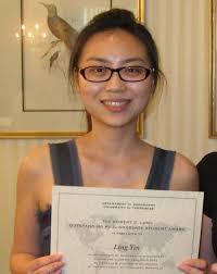 Resume Sample Nyu by Essays Nyu Stern Of Business New York University Yin