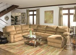 Microfiber Sectional Sofa With Chaise by Sofas Center Beautiful Recliner Sectionals Small Space About