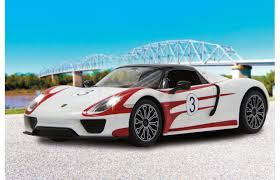 Wohnzimmer Lampe Lipo Porsche 918 Spyder Race 1 14 Akku Weiß 27mhz Jamara Germany
