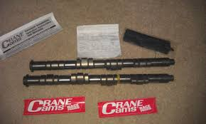 brand new b series vtec crane cams stage 3 with spec sheet honda