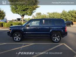 patriot jeep used 2015 used jeep patriot 4wd 4dr latitude at toyota of turnersville