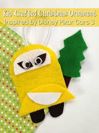 kid crafted disney pixar cars 3 ornament cars 3 on