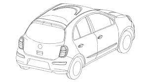 dessin de voiture de porsche