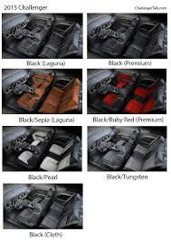 Dodge Challenger Colors - 2015 challenger information thread dodge challenger forum