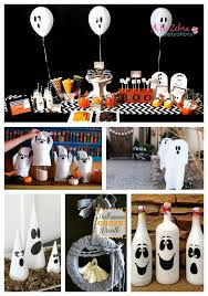 halloween ghost decorations that rock b lovely events