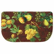 Fruit Kitchen Rugs Washable Fruit Rug Rugs Compare Prices At Nextag