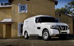 nissan cargo van nv2500 nissan nv2500 concept makes world debut u2013 previews nissan u0027s entry