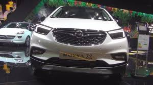 opel mokka x 1 6 cdti color edition 136 hp 2017 exterior and