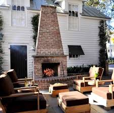 Backyard Fireplaces Ideas 8 Outdoor Fireplaces For Inspiration Outdoor Living Ideas Blog