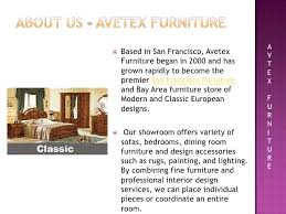 Modern Furniture Stores In San Francisco by Avetex Furniture Contemporary Furniture