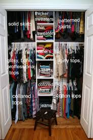 Closet Organizers For Baby Room Best 25 Clothing Organization Ideas On Pinterest Closet Storage