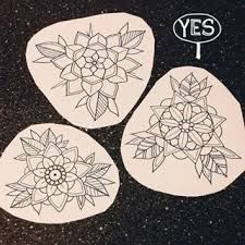 traditional mandala tattoos buscar con google lirio flor