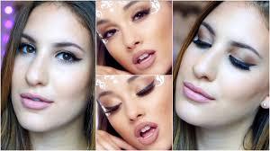 ariana grande break free makeup tutorial