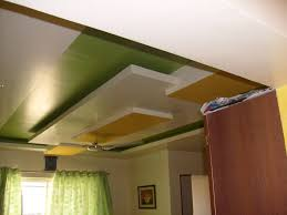 pop hall ceiling design with wood gharexpert beautiful designs for