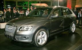 Audi Q5 New Design - 2009 audi q5 launches in beijing exclusive info and photos on the