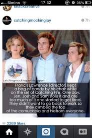 those 3 are the best hunger games pinterest hunger games