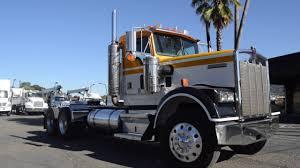 w900b kenworth trucks for sale 2002 kenworth w900b 3 axle day cab charter trucks u10727 youtube