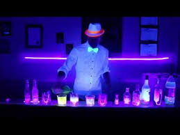 liquids that glow under black light glow party world drinks that glow under black lights a night out