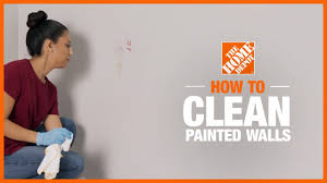 what should i use to clean my painted kitchen cabinets how to clean painted walls the home depot