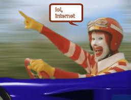 Ronald Mcdonald Meme - mcdonalds memes gif find download on gifer by blackwood