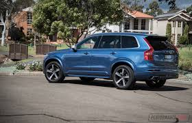 volvo head office australia 2016 volvo xc90 t6 r design polestar review video performancedrive
